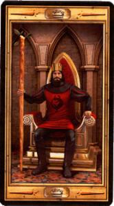 Король-жезлов