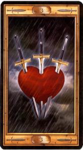 Тройка мечей