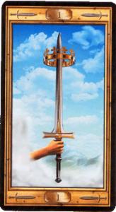 Туз мечей